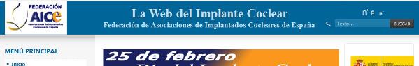 Federación Andaluza de Implantados Cocleares de España - AICE